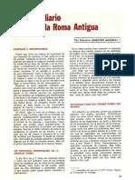 El Diario de La Roma Antigua