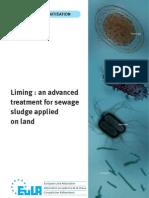 Lime Advanced Sewage Sludge