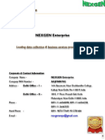 Profile NEXGEN Enterprise