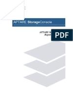 APTARE StorageConsole UserGuide