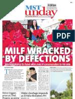 Manila Standard Today - Sunday (October 28, 2012) Issue
