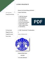 LAPORAN PRAKTIKUM LR03 – Karakteristik V-I Semikonduktor