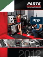 Part Express Catalog 2012