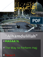 Hajj Guide in English
