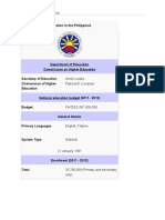 222educationinthephilippines-110916045506-phpapp01