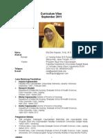 CV Elsi DH - September 2011 - Indonesia