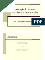 Semiologia Vestibular
