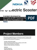 NFC Scooter Presentation