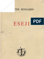 Benjamin, Valter - Eseji