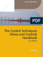 Bill Drury the Control Techniques Drives and Controls Handbook Oldicna Knjiga Emach, Power Electronics, HV
