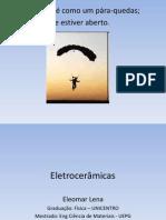 Eletrocerâmicas