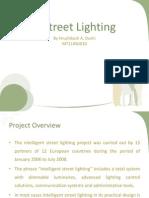 E Street Lighting