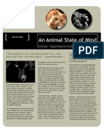 An Animal State of Mind Page 2