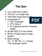 Set 03 Sun