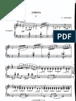 Zvonarev Sonata for Accordion