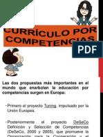 8.0 Currículo por Competencias (Presentación)