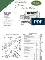 Series Parts Catalog