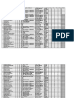 2012 Rezultate Cls 5 AFISAT