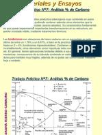 Analisis de Carbono