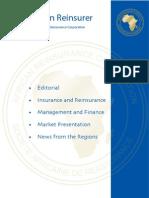African Reinsurer Magazine - 21st Edition - 2007