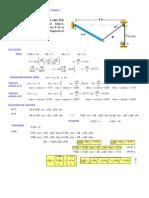 Mecanica II - Pauta - Prueba 1 - II Semestre 2012 - ULS