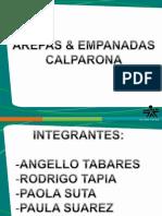 proyecto CALPARONA