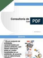 Consultoria de Procesos - Conceptos