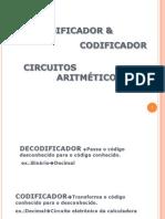 Cod Deco e Circ Aritmet