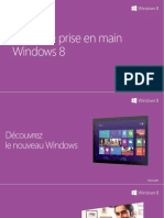 Guide de Prise en Main Windows 8