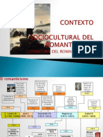 Contexto Sociocultural Del Romanticismo