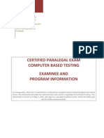 CP Booklet Web-paralegal Booklet Testing