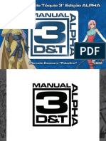 Manual 3D&T Alpha