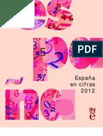España en Cifras 2012