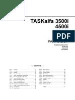 Lista d Partes 4500i