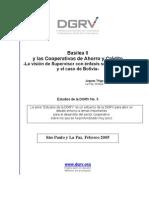 Basilea II y Las CACs