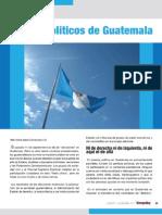 Cables Políticos de Guatemala por Maria Isabel Carrascosa
