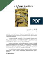 Armas de Fuego, Seguridad y Delincuencia