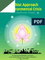 Buddhist Approach Enviromental