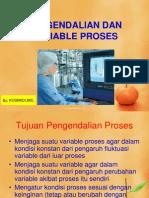 Pengendalian Dan Variable Proses