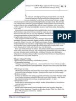Penjelasan Dari Prototipe, Tranformasi Formal, RAD (Rapid Application Development), Spiral, Fourth Generation Technique (4GT)