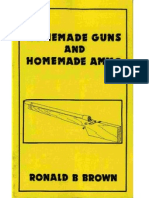 Homemade Guns and Homemade Ammo - Brown