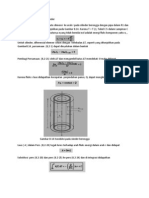 Konduksi Pada Kooordinat Silinder