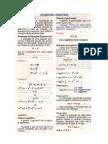 Matemática - Resumos de Estudo dos Logaritmos