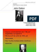 Biografia John Dalton