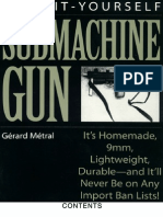 Do It Yourself Submachine Gun - Gerard Metral