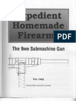 Expedient Homemade Firearms - 9mm Submachine Gun