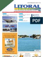 Jornal DoLitoral Paranaense - Edição 193 - Online - outubro 2012