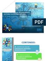 Analisis Competencial Saneamiento Basico Bolivia