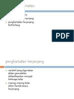 k6 2011 (kuantitatif berjenjang)