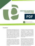 directorio aragonés economía social